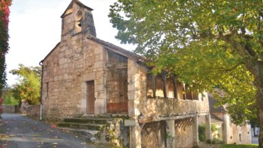 Chapelle De Therese At Montclard Walk 9