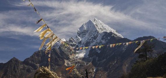 An intro to... Trekking in the Everest region