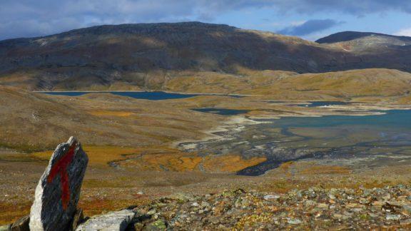 3 Virihavvre lake