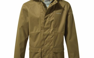 Kiwi walking jacket