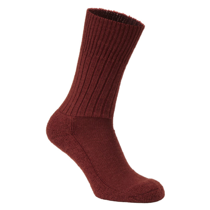 Mens Wool Hiker Sock