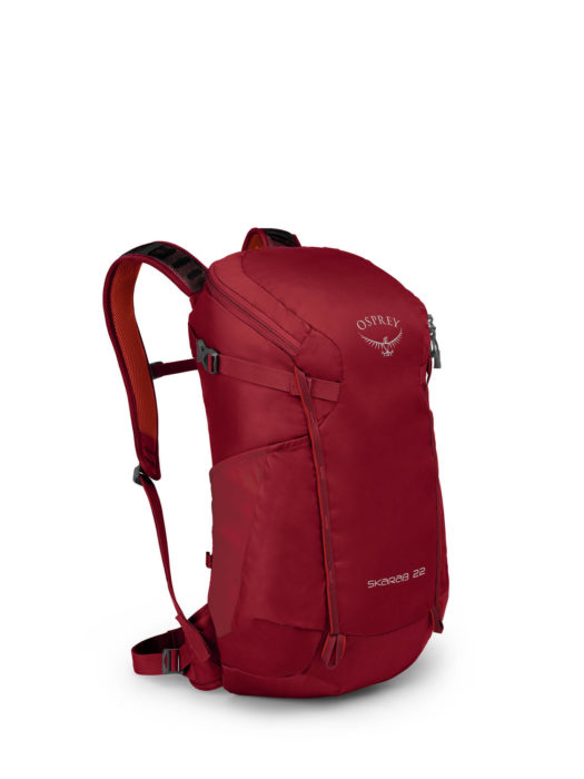 Skarab 22 S19 Side Mystic Red Web