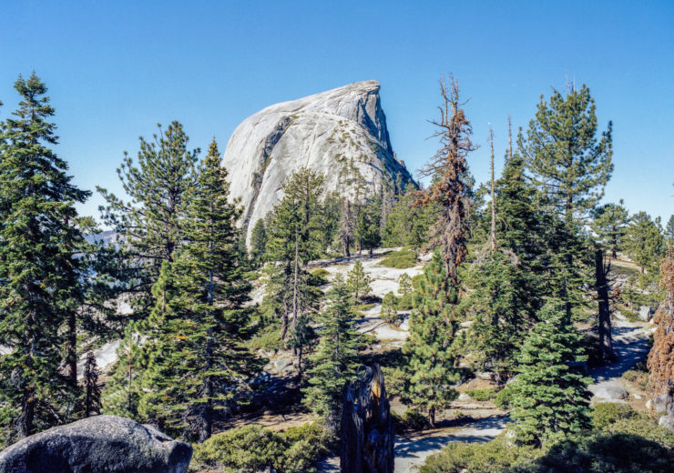 Hiking Yosemite's Half Dome