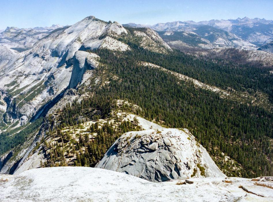 Hiking Yosemite's Half Dome - Cicerone