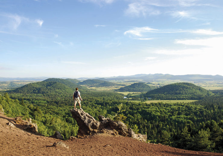 Hidden Gem – Walking in the Auvergne, France's ancient volcanic landscape