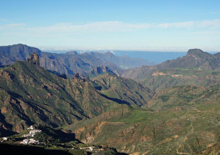 A winter camino... On Gran Canaria