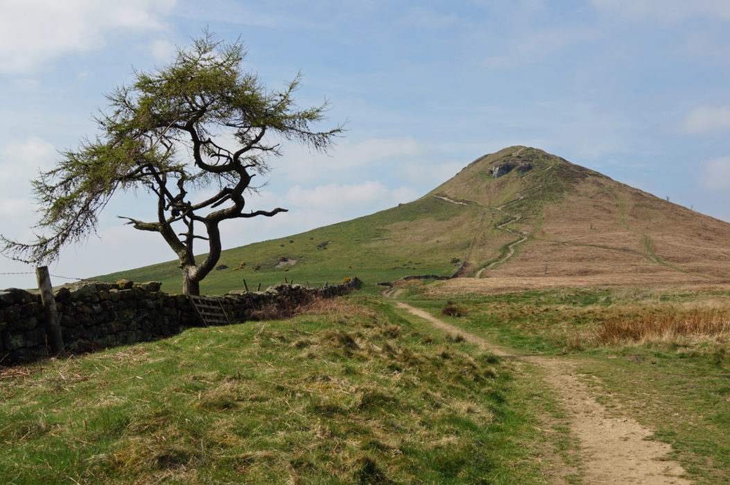 Roseberry Topping is referred to as the 'Yorkshire Matterhorn'