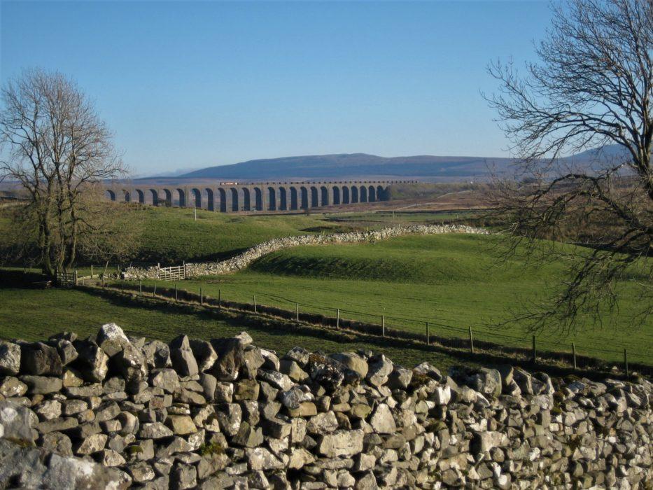 Ribblehead Viaduct From Bruntscar