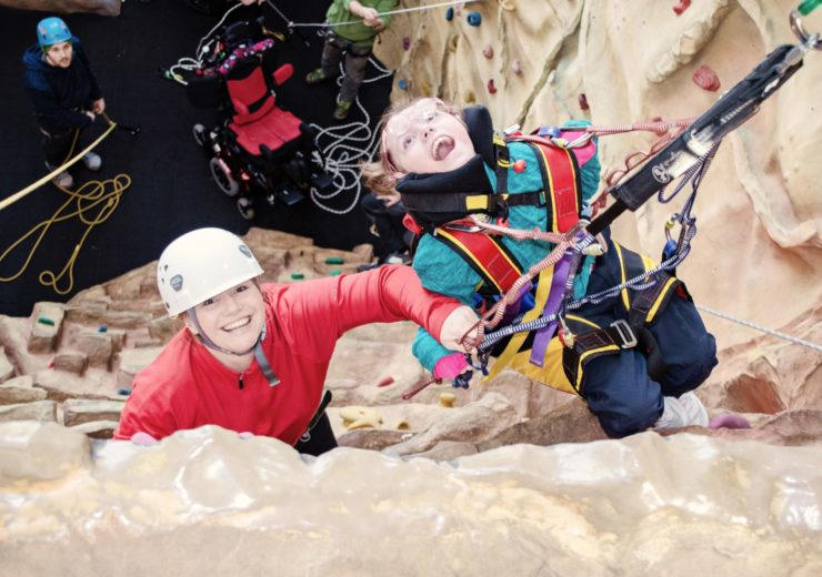 Bendrigg Trust: A family have a fun weekend