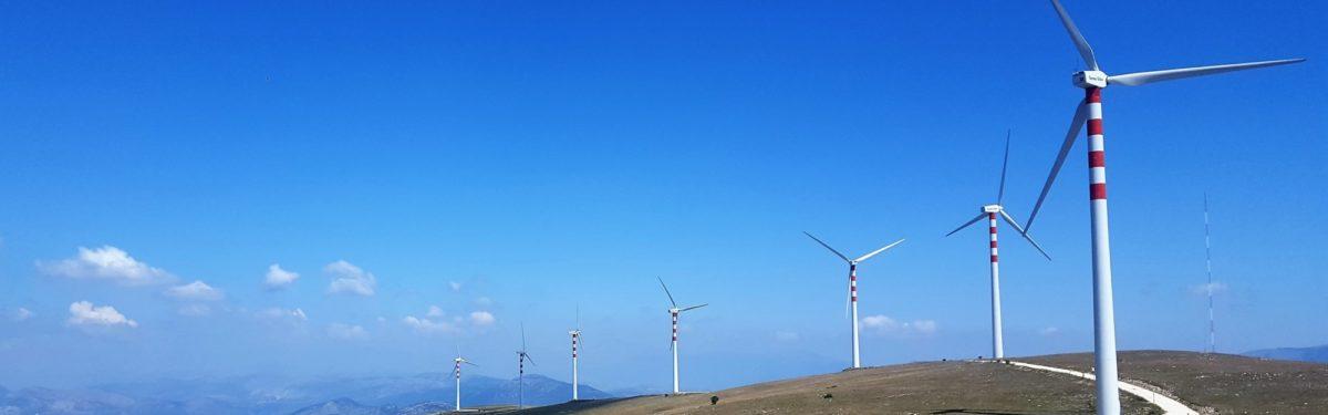 015 1 Wind Farm on Monte Prezza