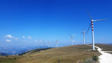 015 1 Wind Farm on Monte Prezza