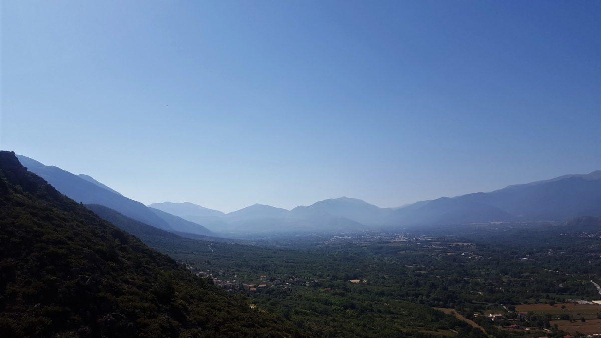 The Sulmona Valley