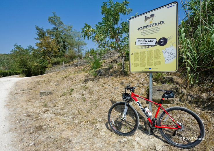 Pedalling the Parenzana: a long-distance cycle route in Croatia, Slovenia and Italy