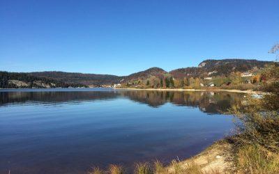 002 Lac du Joux, Le Pont and the Grand Risoux forest