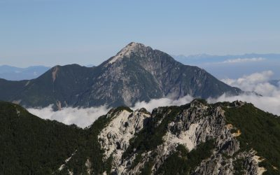 J8 Mt. Kai-Komagatake in the South Alps
