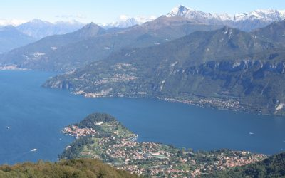 Pic12 There Are Amazing Views Over The Bellagio Promontory From Monte San Primo