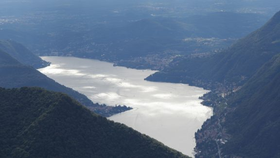 Pic13 Looking South Towards Como From Monte San Primo