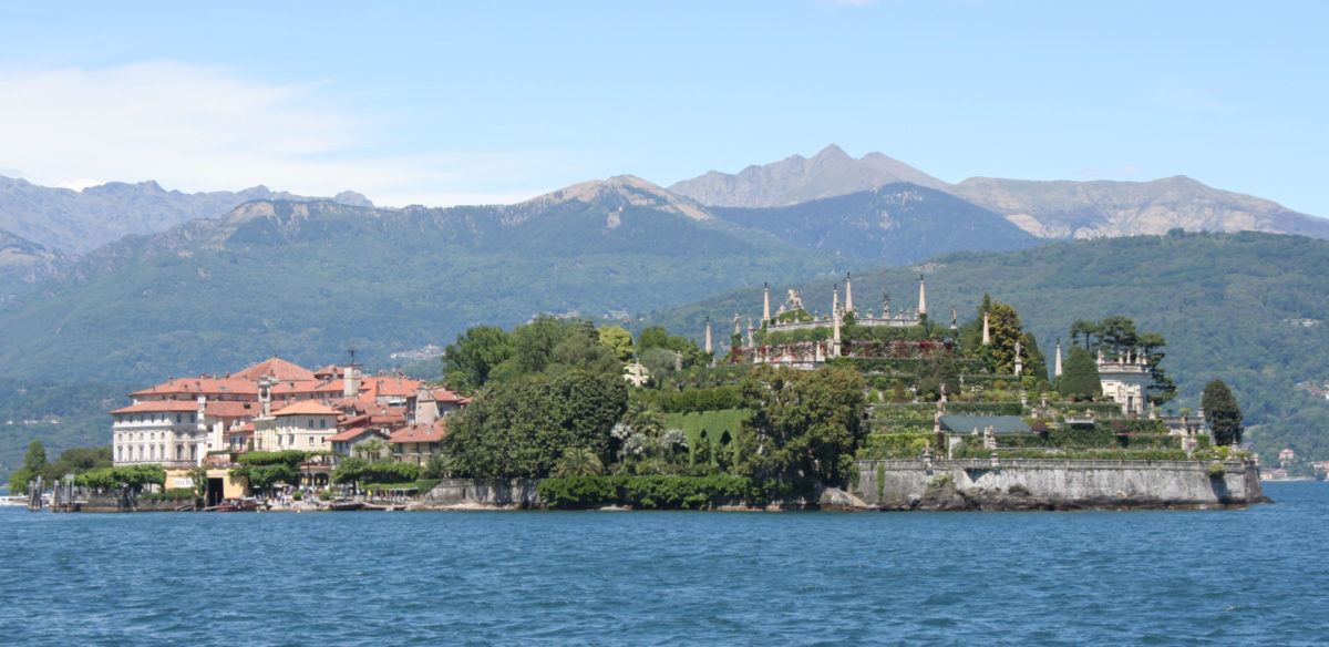 Pic17 Stresa Looks Over To The Famous Borromean Islands