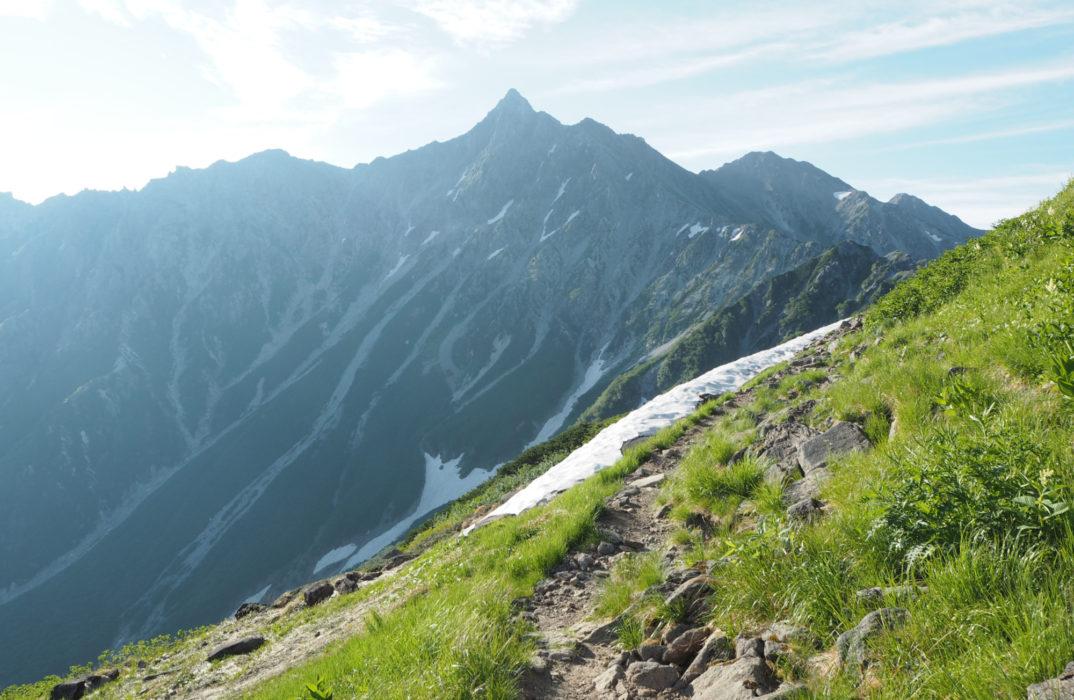 Nishikama Ridge