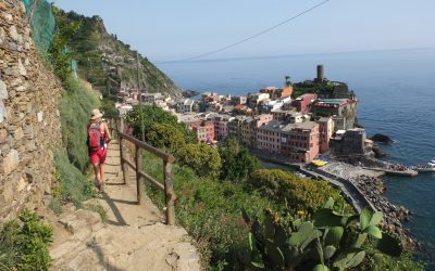 4 The Path Approaching Vernazza