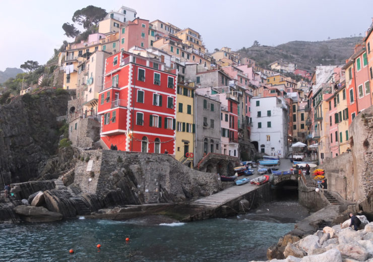 An intro to… the Cinque Terre