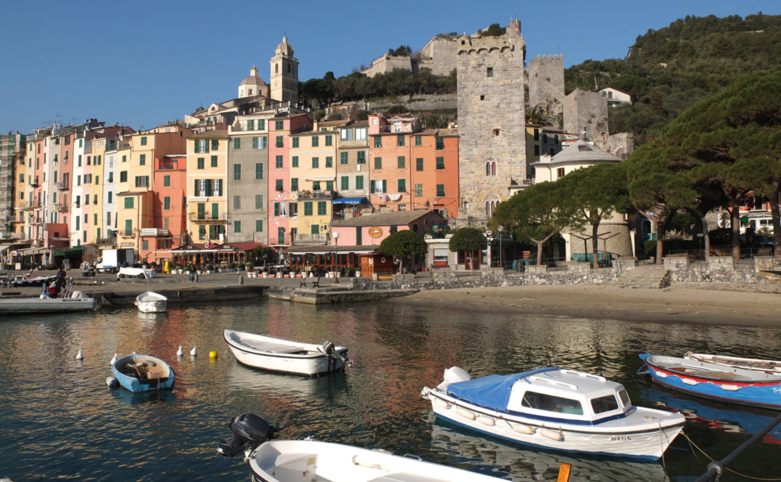 10 The Charming Waterfront Of Porto Venere