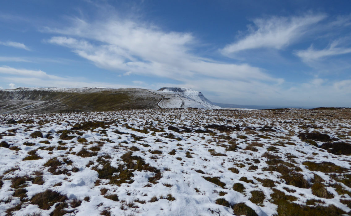 Park Fell to Ingleborough