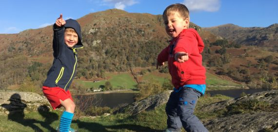 The first fells for children – six of the best Lakeland summits for all the family