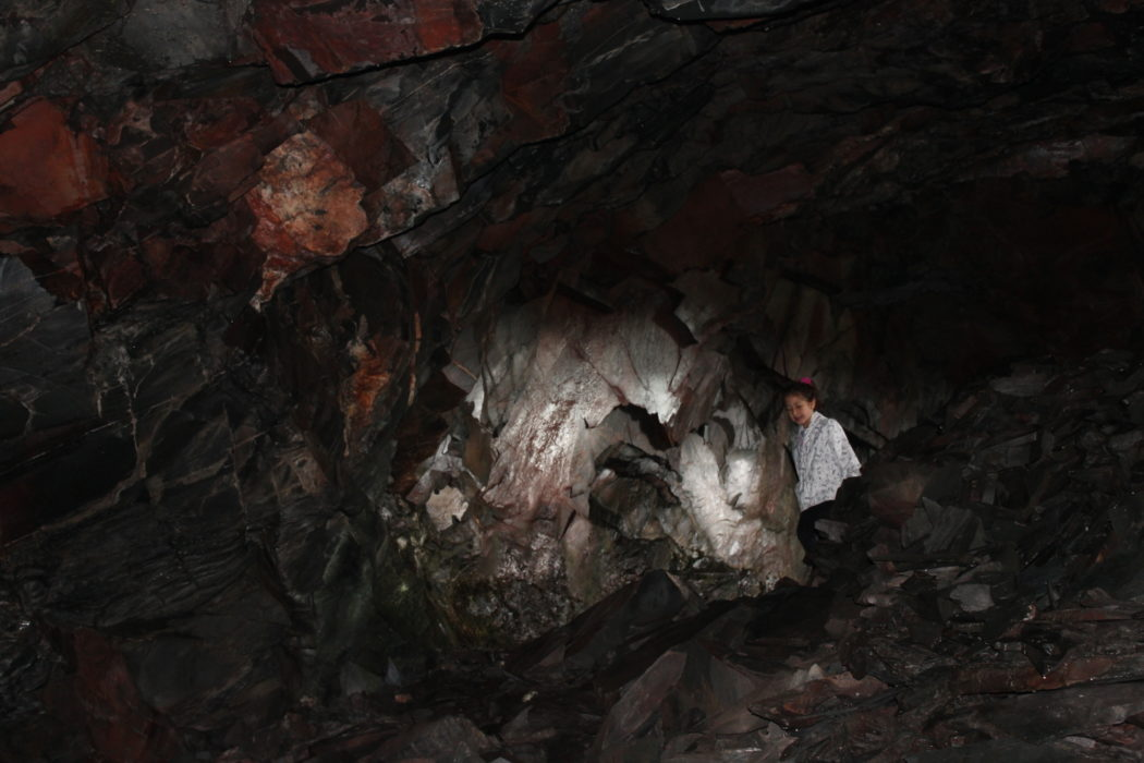 Exploring the 'Cave Hotel'