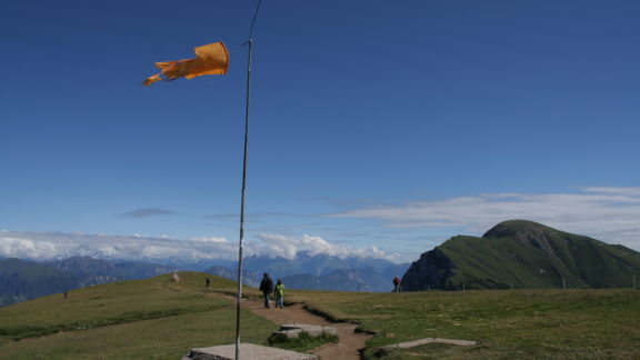 Monte Baldo Is A Great Belvedere