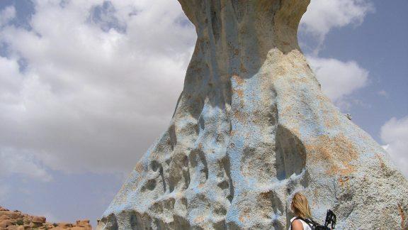 9 B  Jean Verames Painted Rocks
