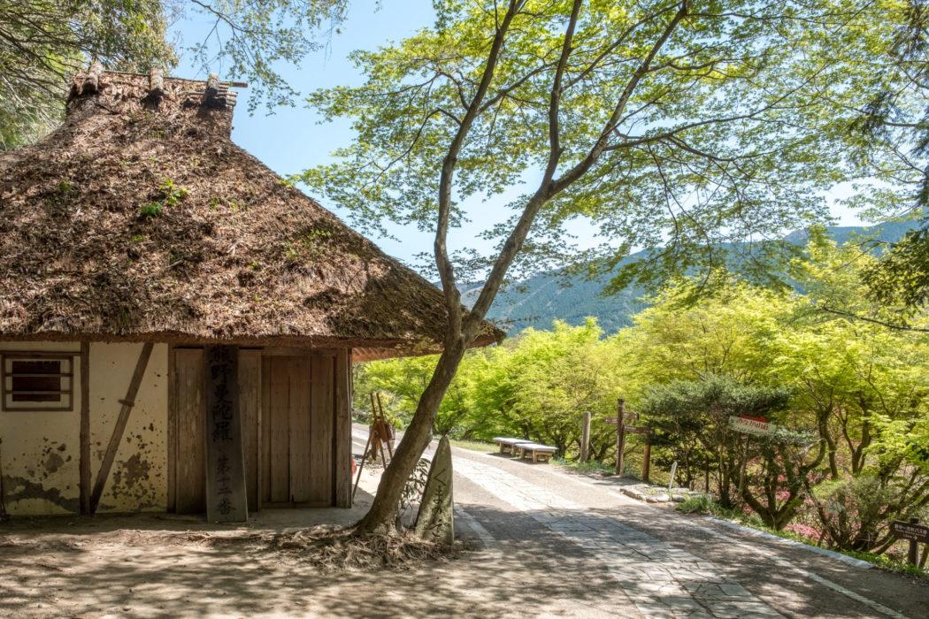 Toganoki-jaya teahouse