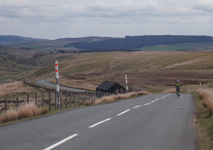 Cycling in the Yorkshire Dales: Five years on