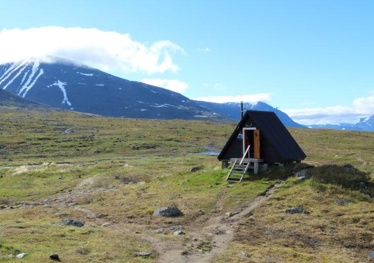 Hut life on the Kungsleden