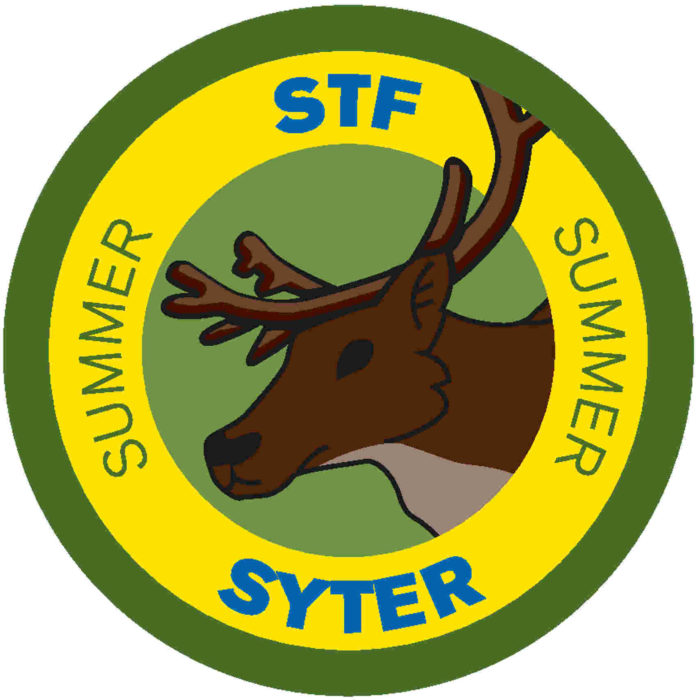 The emblem for Syter STF Fjällstuga