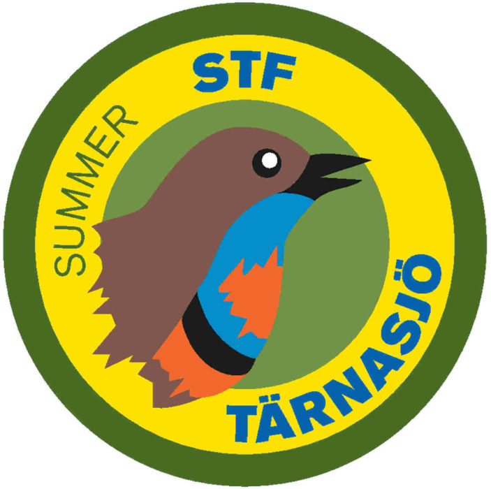 The emblem for Tarnasjo STF Fjällstuga
