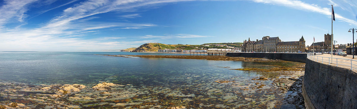 Aberystwyth Promenade