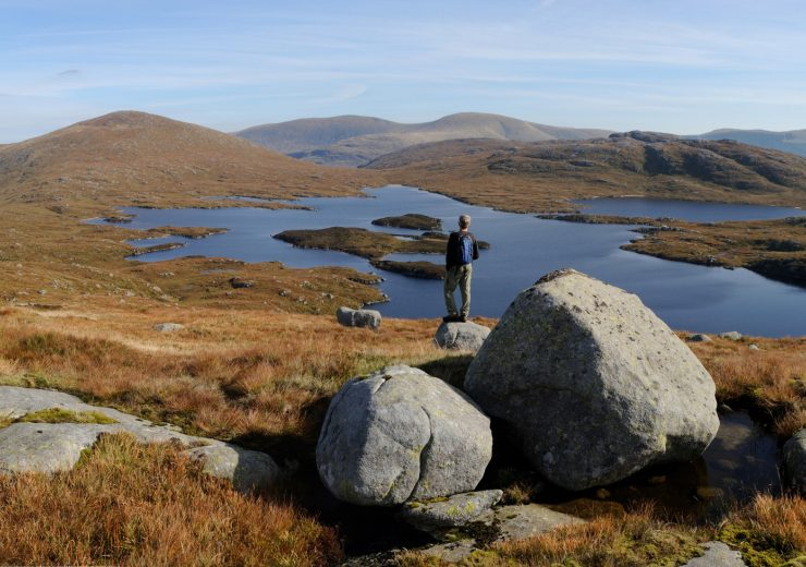 Classic Galloway - wild landscapes of granite and peat bog