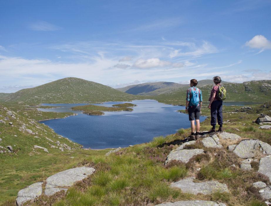 Loch Enoch and Mullwharchar 14