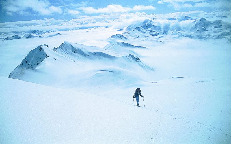 Hidden Gem – Ski touring in the Vanoise National Park, Savoie Alps
