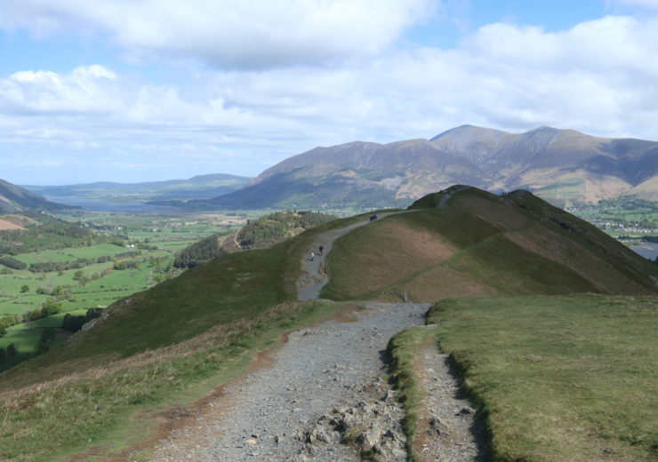 A weekend walking in the Lake District