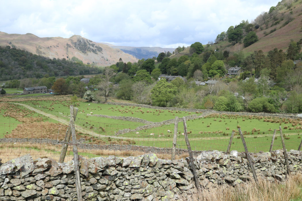 The trail started from the hamlet of Hartsop