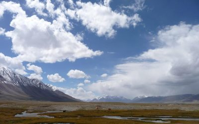 Picture perfect camping spot, Little Pamir