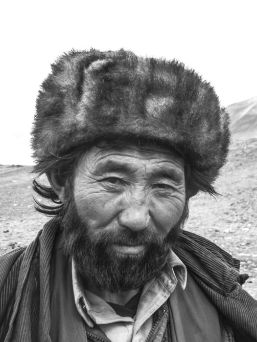 The village leader of Kash Goz, the gateway to Little Pamir