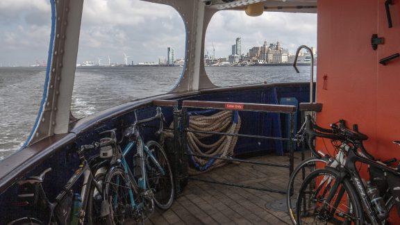 Approaching Pier Head
