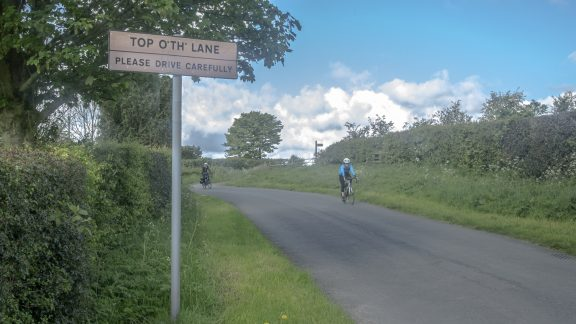 What could be more Lancastrian than this place name?
