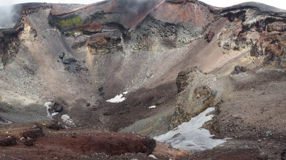 The Summit Crater