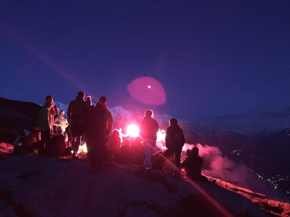 12 Campfire