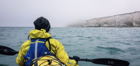 Kayaking across the Continent