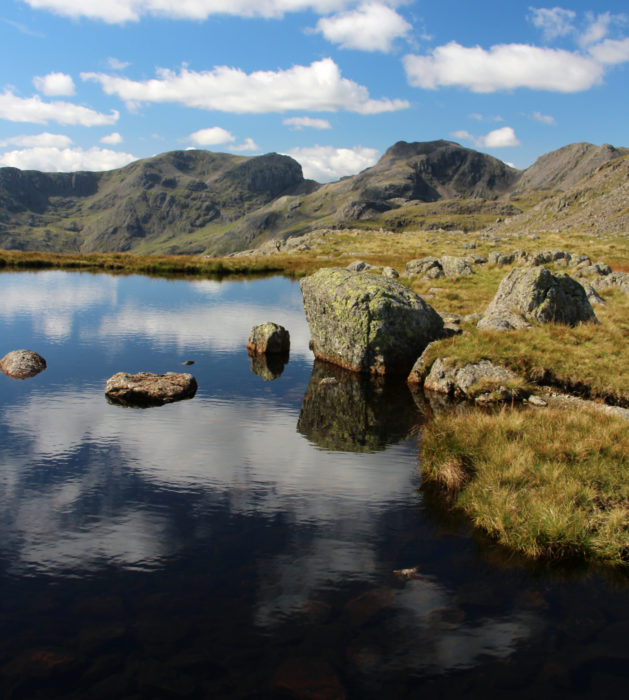 Three Tarns